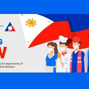 Tabang OFW – Tertiary Education Subsidy for Dependents of Repatriated OFWs