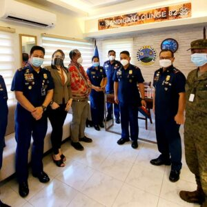 Special Send-off Ceremony for the Revitalized Pulis Sa Barangay (R-PSB) Teams of Police Regional Office 11 (PRO11)
