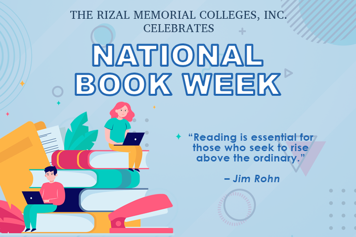 RMC Celebrates National Book Week 2020 (List of Winners)