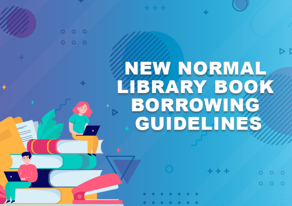 New Normal Library Book Borrowing Guidelines